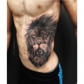 LION_TATTOO_2_BY_CYRIL_PERRIOLLAT