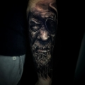 PIRATE _ TATTOO BY CYRIL PERRIOLLAT