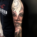 WOMAN_FACE_2_TATTOO_BY_CYRIL_PERRIOLLAT