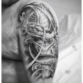 SNAKE_AND_DAGGER_TATTOO_BY_MR_YOH